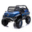 kids mercedes unimog licensed electric ride on car 8 benz utv atv buggy 12v 4wd paint red
