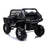 kids mercedes unimog licensed electric ride on car black 11 benz utv atv buggy 12v 4wd paint camouflage