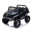 kids mercedes unimog licensed electric ride on car black 13 benz utv atv buggy 12v 4wd