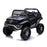 kids mercedes unimog licensed electric ride on car black 2 benz utv atv buggy 12v 4wd paint red