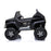 kids mercedes unimog licensed electric ride on car black 3 benz utv atv buggy 12v 4wd paint red