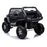 kids mercedes unimog licensed electric ride on car black 4 benz utv atv buggy 12v 4wd paint camouflage