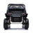 kids mercedes unimog licensed electric ride on car black benz utv atv buggy 12v 4wd