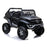 kids mercedes unimog licensed electric ride on car black 7 benz utv atv buggy 12v 4wd paint red