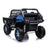kids mercedes unimog licensed electric ride on car blue 10 benz utv atv buggy 12v 4wd paint camouflage