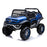 kids mercedes unimog licensed electric ride on car blue 12 benz utv atv buggy 12v 4wd