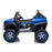 kids mercedes unimog licensed electric ride on car blue 2 benz utv atv buggy 12v 4wd paint camouflage