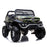 kids mercedes unimog licensed electric ride on car camo 10 benz utv atv buggy 12v 4wd paint red