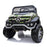 kids mercedes unimog licensed electric ride on car camo 11 benz utv atv buggy 12v 4wd paint red