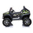 kids mercedes unimog licensed electric ride on car camo 2 benz utv atv buggy 12v 4wd paint red