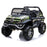 kids mercedes unimog licensed electric ride on car camo 7 benz utv atv buggy 12v 4wd paint red