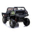 kids mercedes unimog licensed electric ride on car camo 8 benz utv atv buggy 12v 4wd paint red