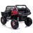 kids mercedes unimog licensed electric ride on car red 10 benz utv atv buggy 12v 4wd paint camouflage