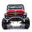 kids mercedes unimog licensed electric ride on car red 12 benz utv atv buggy 12v 4wd