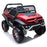 kids mercedes unimog licensed electric ride on car red 13 benz utv atv buggy 12v 4wd paint