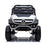 kids mercedes unimog licensed electric ride on car red 14 benz utv atv buggy 12v 4wd