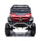 kids mercedes unimog licensed electric ride on car red 1 benz utv atv buggy 12v 4wd paint