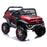 kids mercedes unimog licensed electric ride on car red 6 benz utv atv buggy 12v 4wd paint camouflage