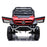 kids mercedes unimog licensed electric ride on car red 8 benz utv atv buggy 12v 4wd paint
