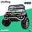 kids mercedes unimog licensed electric ride on car wheels one benz utv atv buggy 12v 4wd paint camouflage