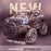 kids panther sv kids ride on car utv mx hummer style new in stock 2 seater 24v 4wd red
