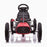 kids pedal powered redux go kart s1000r front riiroo 2019 red