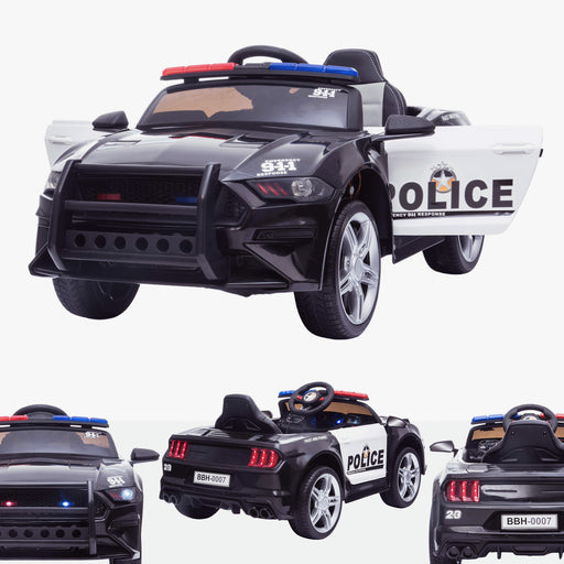 Ford Mustang GT Style - Police Edition
