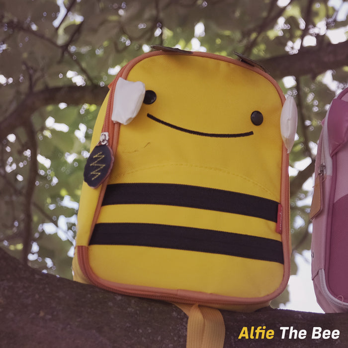 kids push scooter accessories alfie the bee lunch bag accessory