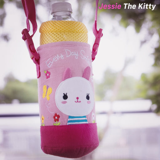 kids push scooter accessories jessie the kitty bottle holder accessory