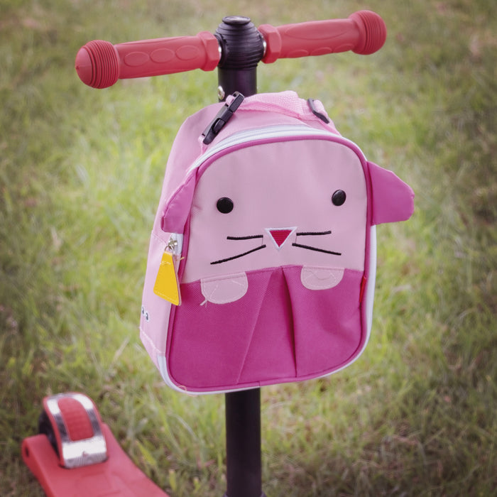 kids push scooter accessories jessie the kitty lunch bag accessory