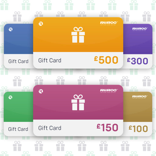 RiiRoo Gift Card - Give Them The Gift of The RiiRoo Experience