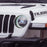 licensed kids 12v jeep wrangler rubicon ride on car jeep with parental remote control front lights detail 2wd painted grey