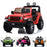 licensed kids 12v jeep wrangler rubicon ride on car jeep with parental remote control red 31527404109872 2wd painted grey