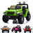 licensed kids 12v jeep wrangler rubicon ride on car jeep with parental remote control 2wd painted grey