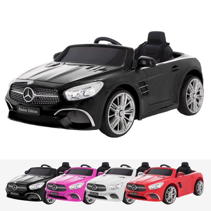 mercedes benz sl400 licensed 12v battery electric ride on car with remote black2 licensed electric ride on car battery powered with remote music pink