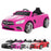 mercedes benz sl400 licensed 12v battery electric ride on car with remote pink2 31148741787696 licensed electric ride on car battery powered with remote music blue