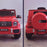 mercedes g63 amg 2019 front rear3 red licensed ride on car in