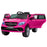 mercedes gle 63s kids electric ride on battery operated car with parental remote control pink main licensed amg 63 s 12v power wheels