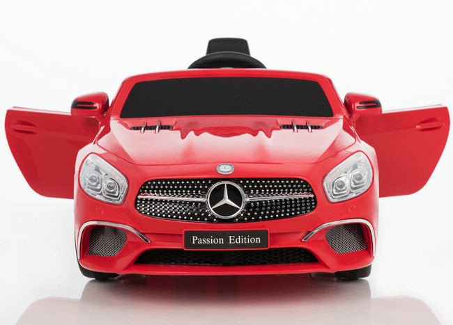 new mercedes benz sl400 licensed kids ride on car toy 1 electric battery powered with remote music pink
