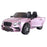 riiroo kids official licensed bentley continental supersport electric ride on car with parental remote pink 1 super sports 12v 2wd red black painted