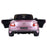riiroo kids official licensed bentley continental supersport electric ride on car with parental remote pink 4 super sports 12v 2wd painted black
