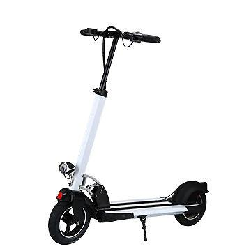 RiiRoo Adult Electric Scooter White