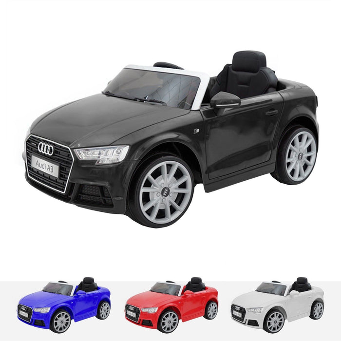 RiiRoo Audi A3 Cabriolet - 12V 2WD