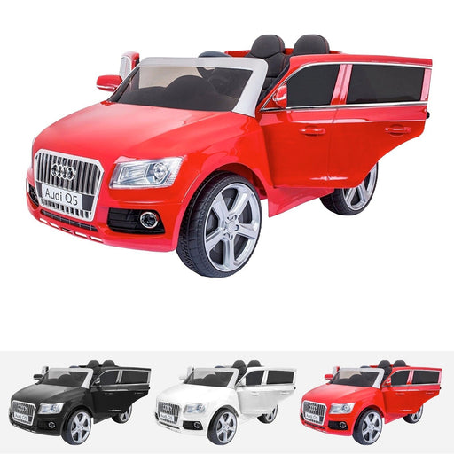 RiiRoo Audi Q5 S-Line - 12V 2WD Red
