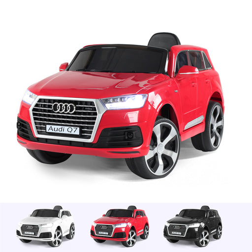 RiiRoo Audi Q7 S-Line - 12V 2WD Red