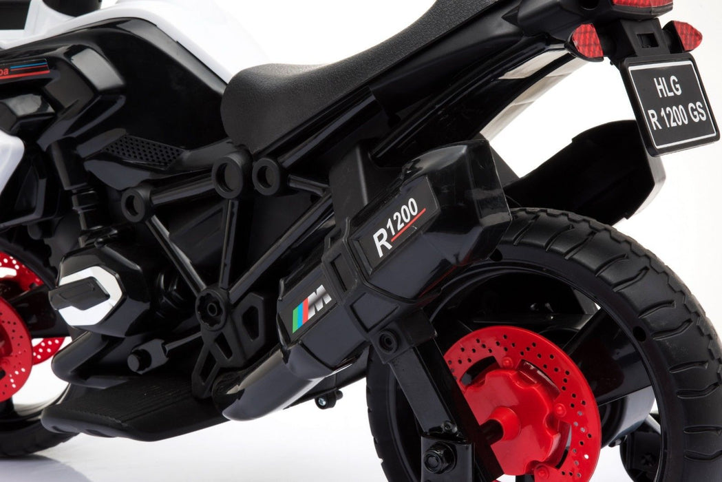 RiiRoo BMW 1200GS Style Ride On Bike - 6V