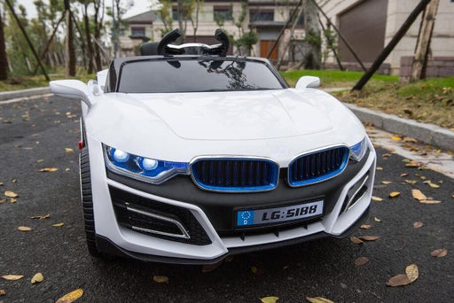 RiiRoo BMW i8 Style Ride On Car - 12V 2WD