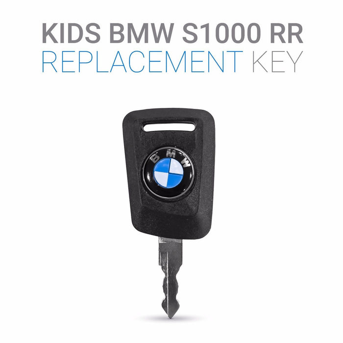 RiiRoo BMW S1000RR Motorbike Electric Ride On Replacement BMW Key
