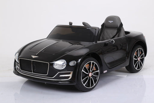 RiiRoo Bentley EXP12 Licensed Concept Ride on Car - 12V 2WD Black