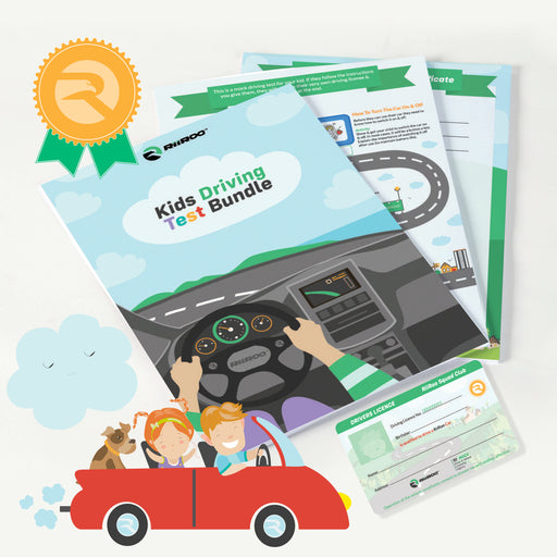 riiroo driving test license certificate riiroo driving test and license kit